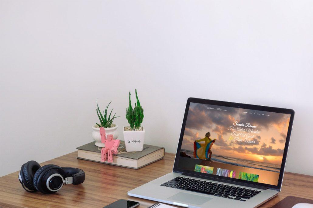 Sandra Remme - Website Designer Newmarket - Rosewood VA Virtual Agency Deanna Simone