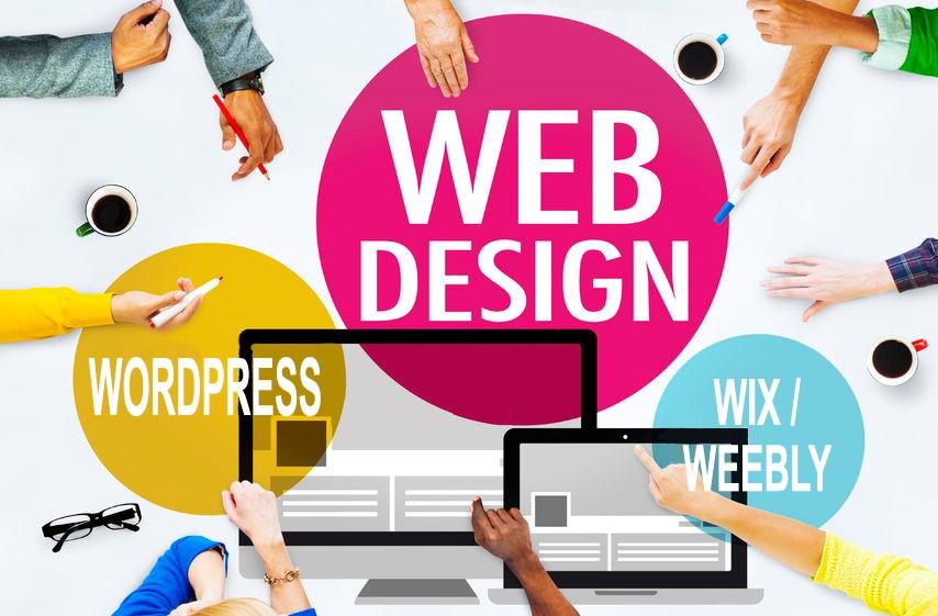 web design wordpress vs. wix-weebly rosewoodva deanna simone newmarket york region